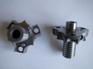 Feinmechanik von der Firma WFN AG Werkzeugbau Formenbau Feinmechanik Rutzenbach 9652 Neu St. Johann Schweiz