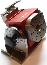 Wasserdichter Teilapparat für EDM-Maschinen Sinusabrichter für Rund- und Flachschleifmaschinen von der WFN AG Werkzeugbau Formenbau Feinmechanik Rutzenbach 9652 Neu St. Johann Schweiz