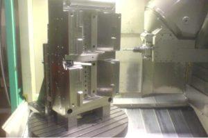Lohnfertigung Lohnarbeit von der Firma WFN AG Werkzeugbau Formenbau Feinmechanik Rutzenbach 9652 Neu St. Johann Schweiz