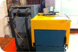Niederdruck-Gussverfahren von der Firma WFN AG Werkzeugbau Formenbau Feinmechanik Rutzenbach 9652 Neu St. Johann Schweiz